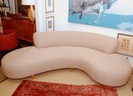 c shaped sofa retro kidney shaped sofa all about house design super stylish