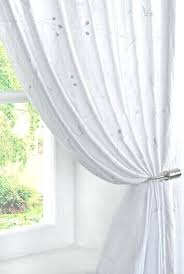 White Patterned Curtains White Patterned Curtains Juniper White Panels Voile Panels White