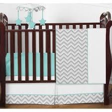 Zig Zag Crib Bedding Set Sweet Jojo Designs Zig Zag Wayfair