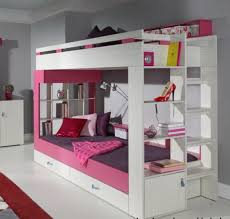 Bunk Beds For Teenage Girls by Purple Built In Bunk Bed Design Ideas For Girls Decor Crave