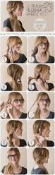 Casual Hairstyle Ideas by Casual Hairstyles For With Steps 4 Easy Lazy Hairstyles
