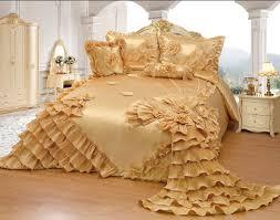 Elegant Comforter Sets Amazon Com Octorose Royalty Oversize Wedding Bedding Bedspread