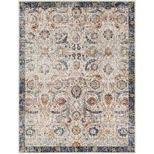 Sofia Area Rug Area Rugs Blue And Beige Roselawnlutheran