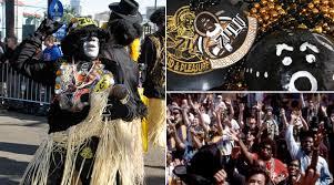 mardi gras parade costumes the zulu experience mardi gras epicurious epicurious