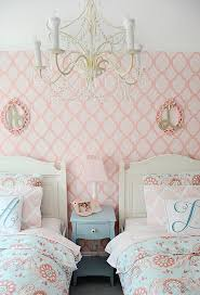 Girls Bedroom Accent Wall Liesl And Ariella U0027s Big Room Project Nursery