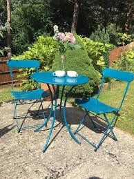 Garden Table And 2 Chairs Garden Furniture Table And Chairs Bistro Set Metal 2 Chairs