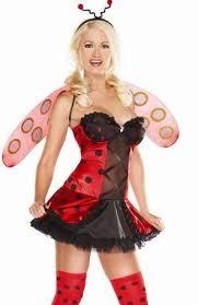 Halloween Costume Ladybug Ladybug Costumes Xpressionportal