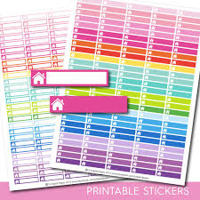 house planner stickers sti 153 u2013 js digital paper