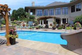 inground pools thatcher pools and spas