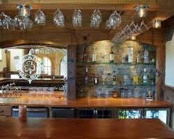 Bar Mirror With Shelves by Eclectic Basement Design Home Sweet Home Pinterest Irish Pub