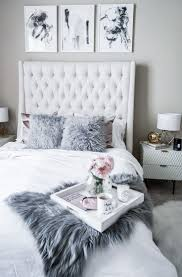 Light Blue Beige White Bedroom With Light Wood Furniture by Bedroom Grey And White Bedroom Ideas White Walls Medium Tone