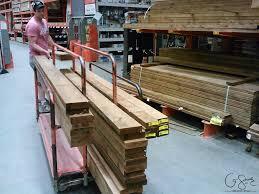 Deck Bench Bracket Building A Deck Bench With Brackets Madness U0026 Method