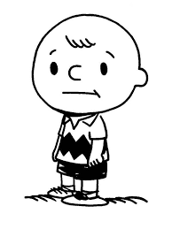 draw charlie brown coloring draw charlie brown