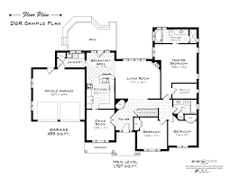 Master Suites Floor Plans Floor Plan Dgr Sample Deck Master Ensuite Withoutyou Home Plans