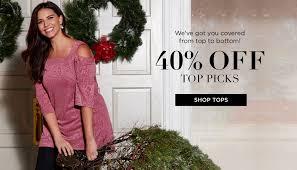 Dress Barn Fredericksburg Va Catherines Affordable Plus Size Clothing U0026 Fashion For Women