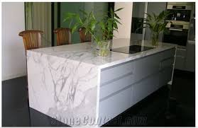 white marble kitchen island marble kitchen island top calacatta white ideas