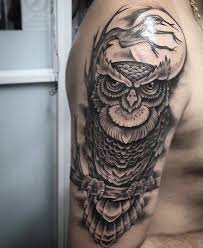 Owl Tattoos - 70 owl tattoos for creature of the designs