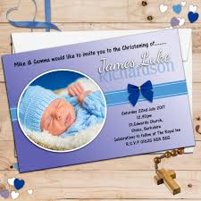 Baptism Invitation Cards Personalised Christening Invitations Personalised Baptism Cards