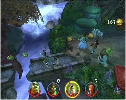 Shrek 3 Blind Mice Shrek 2 Video Game What Vinnie Thinks
