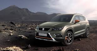 seat arona x perience is an all porpuse off road focused version