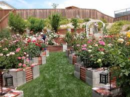 cinder block garden ideas u2013 furniture planters walls and decor