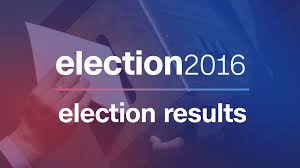 2016 Election Map Election Results 2016