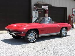 1964 corvette stingray value 1964 chevrolet corvette for sale carsforsale com