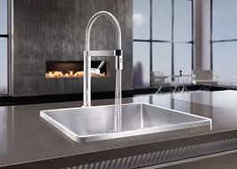 Innovative Kitchen Design by Bathroom Exciting Kraus Sinks With Updown Handle Blanco Faucets