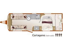 new bailey unicorn cartagena to debut at the motorhome u0026 caravan