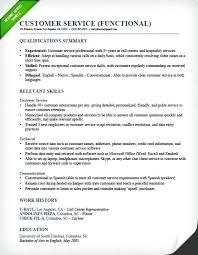 Customer Service Template Resume Sample Resume For Customer Service Supervisor Sample Resume Truck