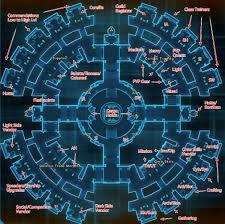 Map Of The Keys I Made A Marked Up Map Of The Key Locations On Imperial Fleet Swtor