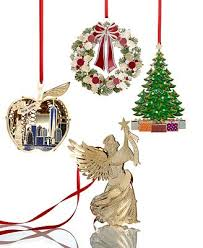 chemart macy s exclusives collectible ornament collection