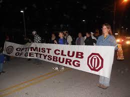 october 2013 optimist club of gettysburg
