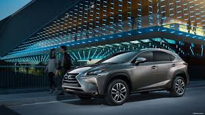 lexus atomic silver a compact suv with a big personality peterson lexus blog