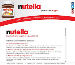 How Do U Pronounce Meme - nutella reveals correct way to pronounce brand s name and it doesn t