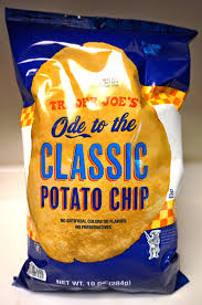 exploring trader joe u0027s trader joe u0027s ode to the classic potato chip