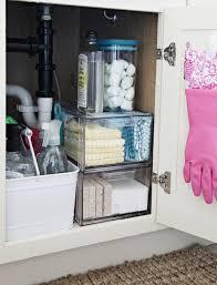 bathroom sink organizer ideas sink storage smart ways to organize the space sink