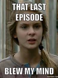 Look At The Flowers Meme - when you see this and you kniw what the episode is i like you the