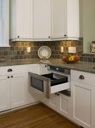 1000 ideas about slate appliances on pinterest image result for slate tile backsplash white cabinets kitchen