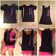 t shirt into dress no sew dress and mode
