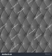 Brown Leather Sofa Texture Photo Rectangle Diamond Stitched Leather Furniture Stock Photo