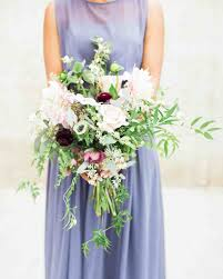 bridesmaid flowers 49 bridesmaid bouquets your will martha stewart weddings