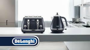 De Longhi Kettle And Toaster Kboe2011bl Kettles Breakfast Review Npr