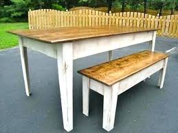 patio table and bench cheap outdoor bench outdoor table with benches cheap outdoor dining