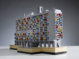 one world architecture exploring le corbusier with lego
