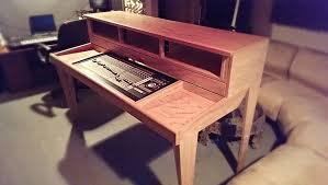 diy recording studio desk recording studio desk i made woodworking