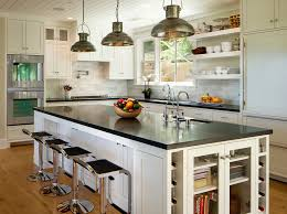 kitchen island pendant lighting traditional kitchen via neumann
