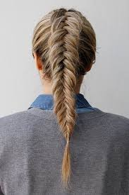 show pix of braid how to get an inverted fishtail braid that s sure to impress more com