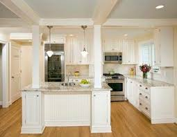 kitchen islands with columns kitchen island with columns load bearing columns design ideas