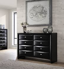 White Pre Assembled Bedroom Furniture Amazon Com Roundhill Furniture Blemerey Fully Assembled Dresser